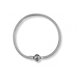 Bracciale argento Argenesi 17 cm.
