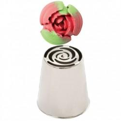 Cornetto bocciolo di rosa No. 243 - Decora