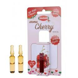 Aroma Cherry 2 fiale da 2g. - Graziano
