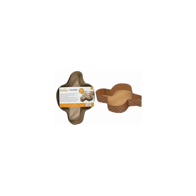 Stampo carta per colomba da 1kg. - Decora