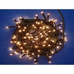 "Serie 500 luci natalizie led luce calda - ""Arca"""