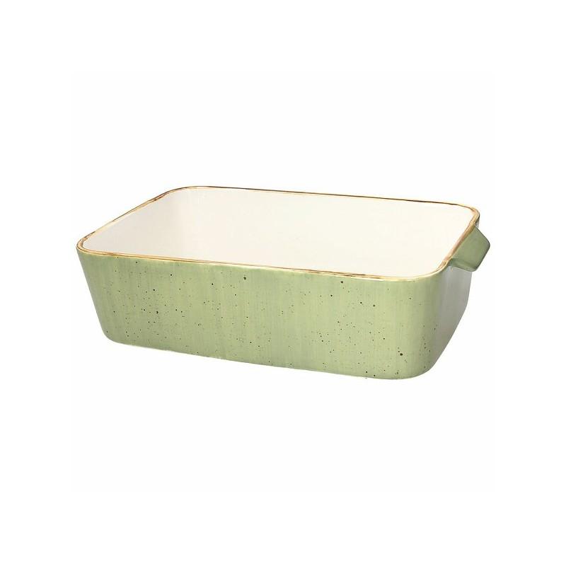 Profila ceramica cm.34x20 h9 Glamour verde - Andrea Fontebasso
