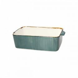 Pirofila ceramica bluette cm.26x15 h8 Glamour - Andrea Fontebasso