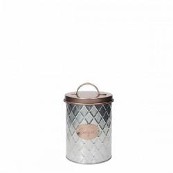 Barattolo latta cm.18 gourmet diamond sugar - Andrea Fontebasso
