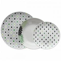 Servizio di piatti 18 pezzi...