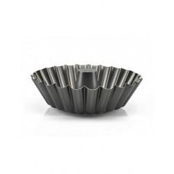 Stampo per dolci a forma di margherita in alluminio con foro cm.28 h.8,5 - Vespa
