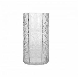 Kali vaso cil.15,5 h31 gl design trasparente - Tognana