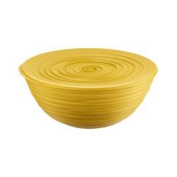 Contenitore - Insalatiera L con coperchio Tierra - Guzzini - Giallo - Yellow